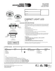 CABINET LIGHT LED - DASAL Industries