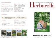 Herbarella - anzeigenpreise.ch