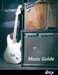 Music Guide - Easy On Hold