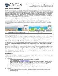 Introducción de memoria Actualizada y guía de instalación ...