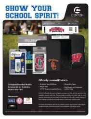 Collegiate - Centon Electronics, Inc.