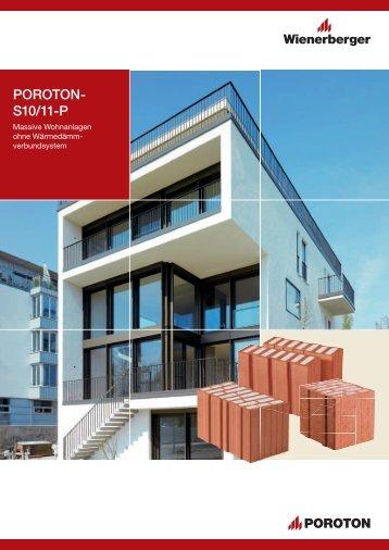 POROTON- S10/11-P - ENEV-Online.de