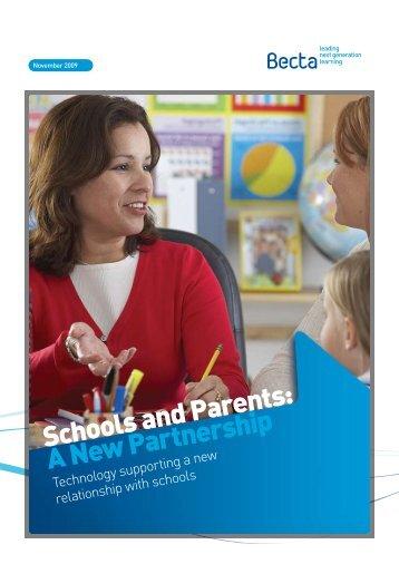 Publications - Schools And Parents - A New Partnership.pdf