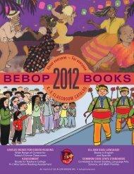 BEBOP BOOKS - Lee & Low Books