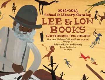 School & Library Catalog - Lee & Low Books