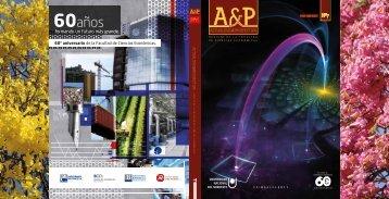 Revista Nº 7 - FCE - Primavera 2011 - facultad de ciencias ...