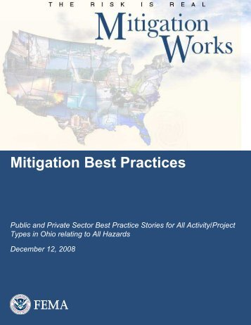 Mitigation Best Practices - Ohio Emergency Management Agency ...