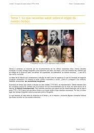 Tema 1. Lo que necesitas saber sobre el origen de ... - aulAragon