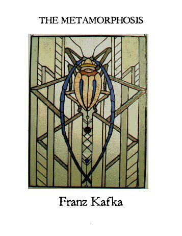 franz kafka fellowship Many are familiar with writers such as christopher isherwood, franz kafka, and  robert walser, who found inspiration for their stories in berlin,.