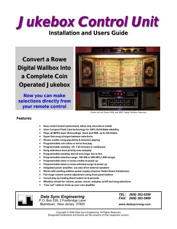 Pdf rowe cd manual pdf 28 pages service jukebox service rowe rowe cd manual pdf wallbox adapter cdadapter fandeluxe Image collections
