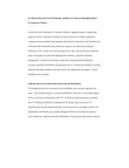 Eco-Innovation and Green Marketing - Corporate Communication ...
