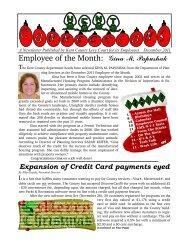 December 2011 - Kent County Delaware