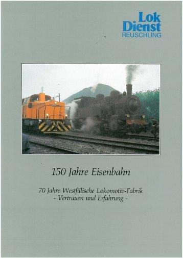 150 Jahre Eisenbahn - Reuschling
