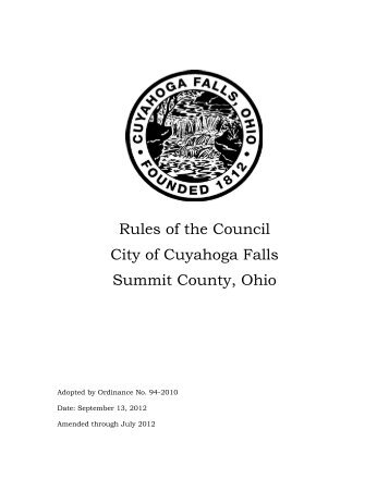 Summit county meeting facilities ohio