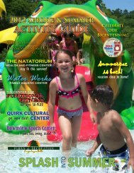 SUMMER SPLASH - Cuyahoga Falls