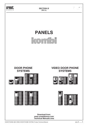 2.4GHz Digital Wireless Video Door Phone User Manual