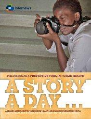A Story a Day.. - Internews