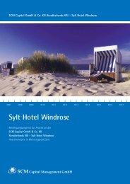 Sylt Hotel Windrose - Fondsvermittlung24.de