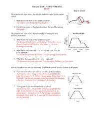 related rates homework answers mastermathmentor