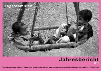 Jahresbericht 2007 - Die Tagesfamilie