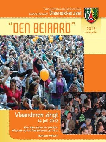 jul-aug 2012 - Steenokkerzeel
