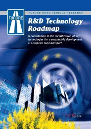R&D Technology Roadmap - EARPA