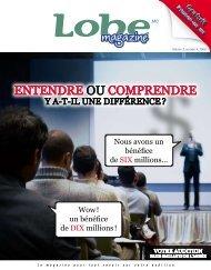 Téléchargez la version PDF - Lobe