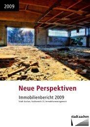 Immobilienbericht der Stadt Aachen 2010