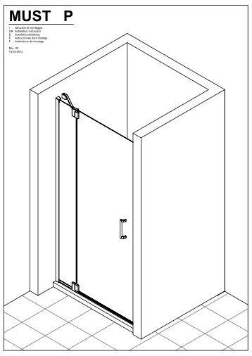 Box Doccia Megius Vanity.Lll45