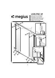 LIVE/PSC 2P - Megius