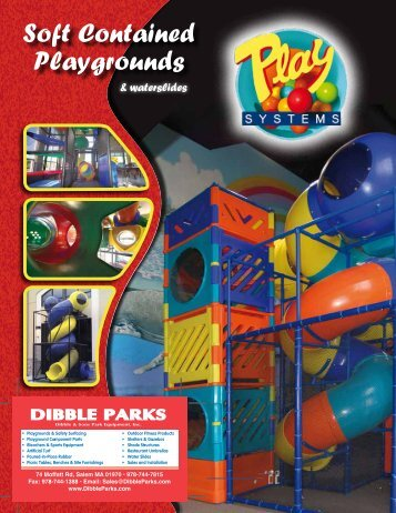to download the complete catalog - Dibble & Sons Park Equipment ...