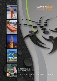 Waterplay Catalogue 2010 - Crawford Group