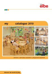 Eibe Indoor Equipment Catalogue 2010 - Crawford Group