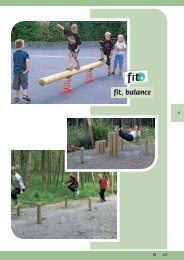 Eibe fit adventure trail equipment - Crawford Group