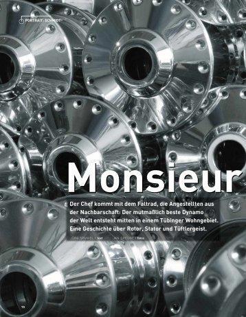 Monsieur - Schmidt Maschinenbau