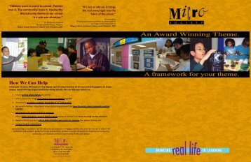 How We Can Help - MicroSociety