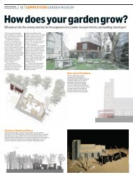 Garden Museum Competition - BD - PDF Download - Pringle ...