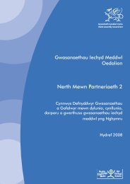 Nerth Mewn Partneriaeth 2 - Wales Mental Health in Primary Care ...