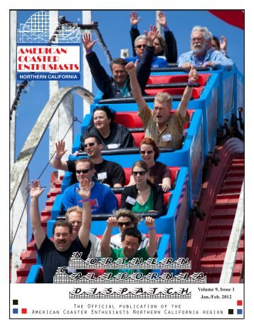 Newsletter 1 - American Coaster Enthusiasts Northern California ...