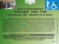 Patients Perspectives (France) - Chanvre info