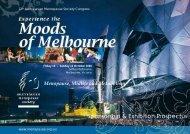 Sponsorship & Exhibition Prospectus - Tour Hosts Pty Limited