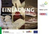 Download Einladung und Programm (PDF, 220 KB) - Fleischerzeitung