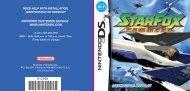 Download Manual (PDF) - Nintendo