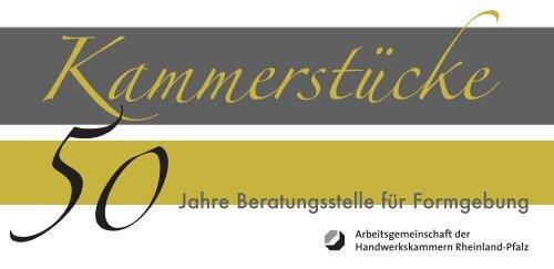 50 Jahre-Koblenz-Einladung.indd - Beratungsstelle für Formgebung
