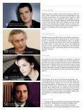 das magazin 11/12 2009 - Kölner Philharmonie - Seite 4