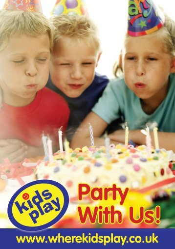 Party With Us! - Kids Play