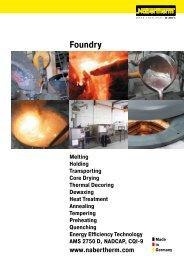 Foundry - Nabertherm GmbH
