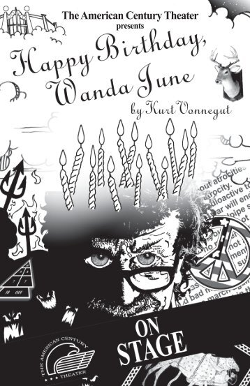 Happy Birthday, Wanda June - The American Century Theater