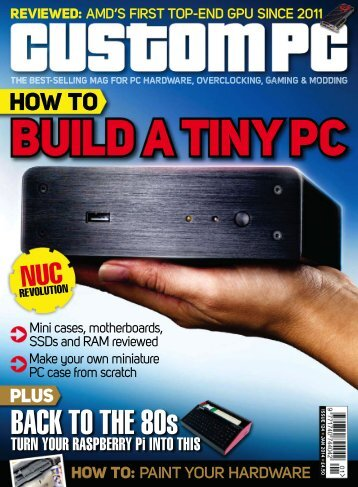 Custom PC UK 2014-01