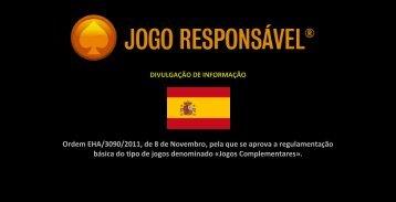 boletín oficial del estado - Jogo Remoto